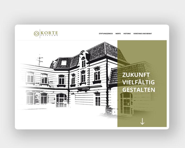Design, Gestaltung einer Broschüre